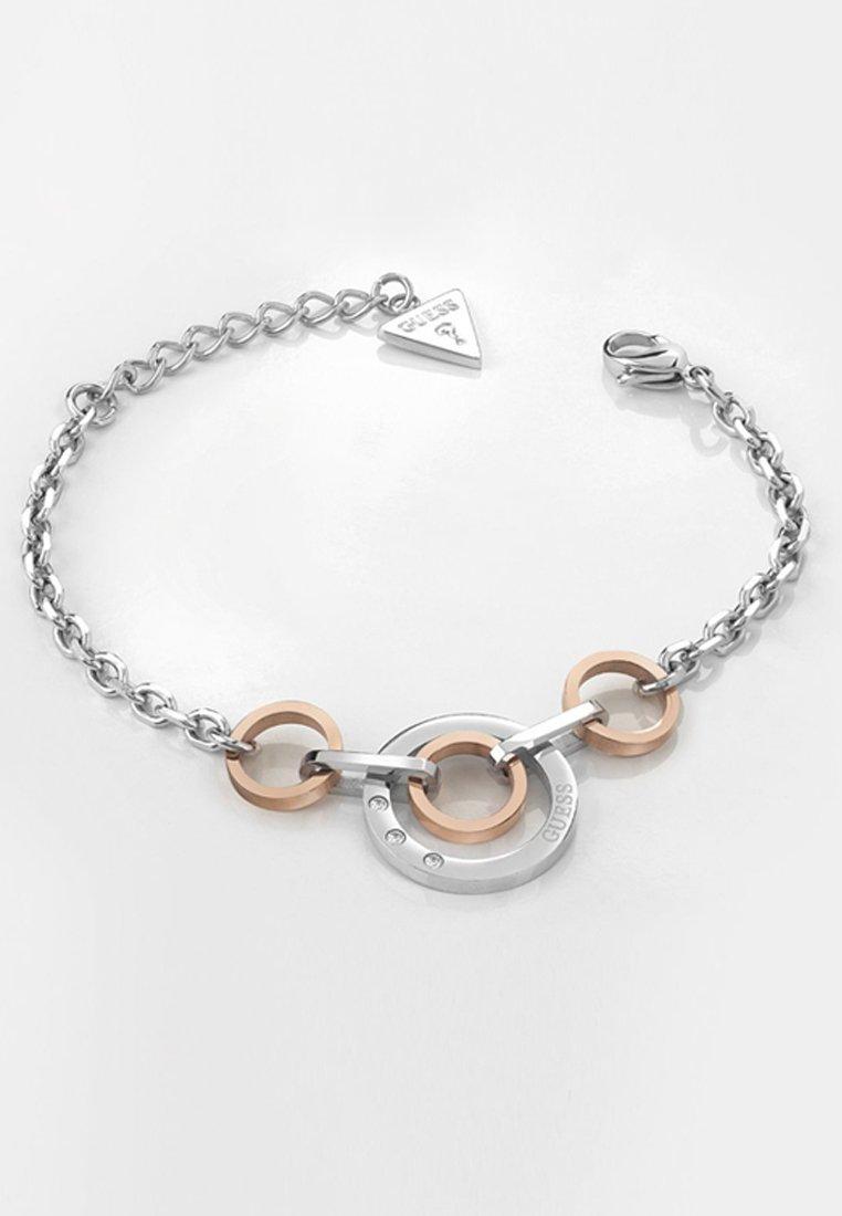 High-Quality Cheap Classic Accessories Guess ETERNAL CIRCLES KREISE Bracelet silver-coloured gpp6kBLP7 4xqdyuj4H