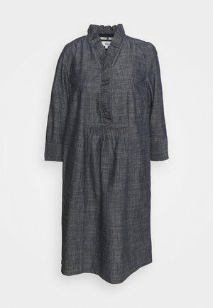 LIGHT WEIGHT - Denim dress - denim dark blue