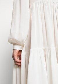 Pieces - PCNUME DRESS  - Robe d'été - bright white - 6