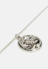 Wild For The Weekend - SNAKE PENDANT - Necklace - silver-coloured - 2