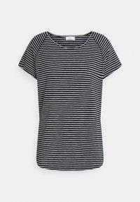 CLOSED - Print T-shirt - dark night - 6