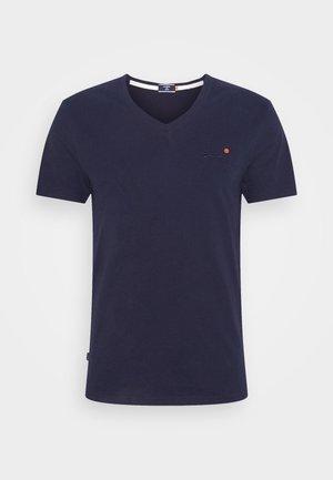 CLASSIC TEE - Basic T-shirt - rich navy