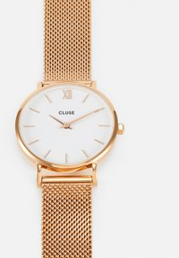 Cluse - MINUIT - Zegarek - rose gold-coloured/white - 4