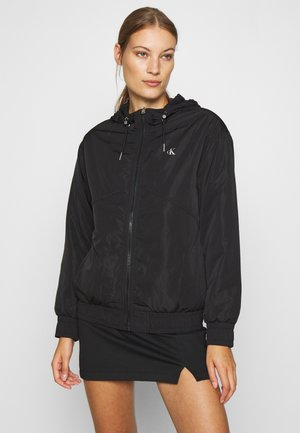 Light jacket - black