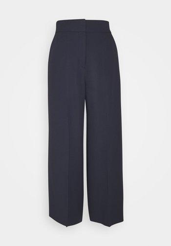 HALASA - Trousers - dark blue