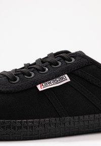 Kawasaki - ORIGINAL - Sneakers basse - black solid - 2