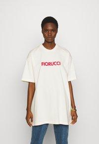 Fiorucci - DESERT DRESS - Jersey dress - cream - 2