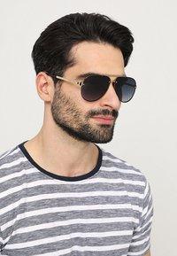 Marc Jacobs - Sunglasses - black/gold-coloured - 1