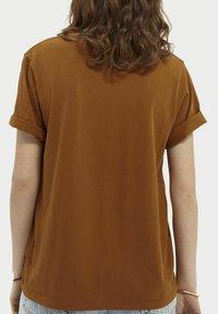 Scotch & Soda - Print T-shirt - spice - 5