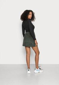 ONLY - ONLAMAZING LIFE SKIRT - A-line skirt - green gables - 2