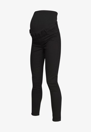 OVERBUMP EDEN  - Slim fit jeans - black