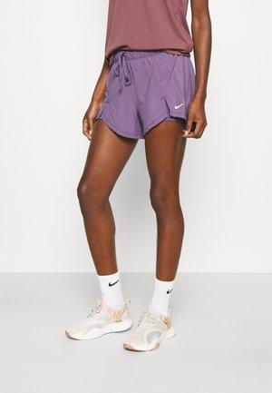 Sports shorts - amethyst smoke/white