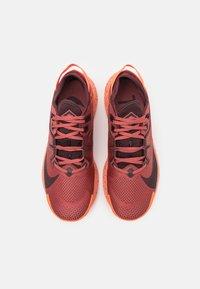 Nike Performance - PEGASUS TRAIL 2 - Trail running shoes - canyon rust/mahogany/smokey mauve - 3