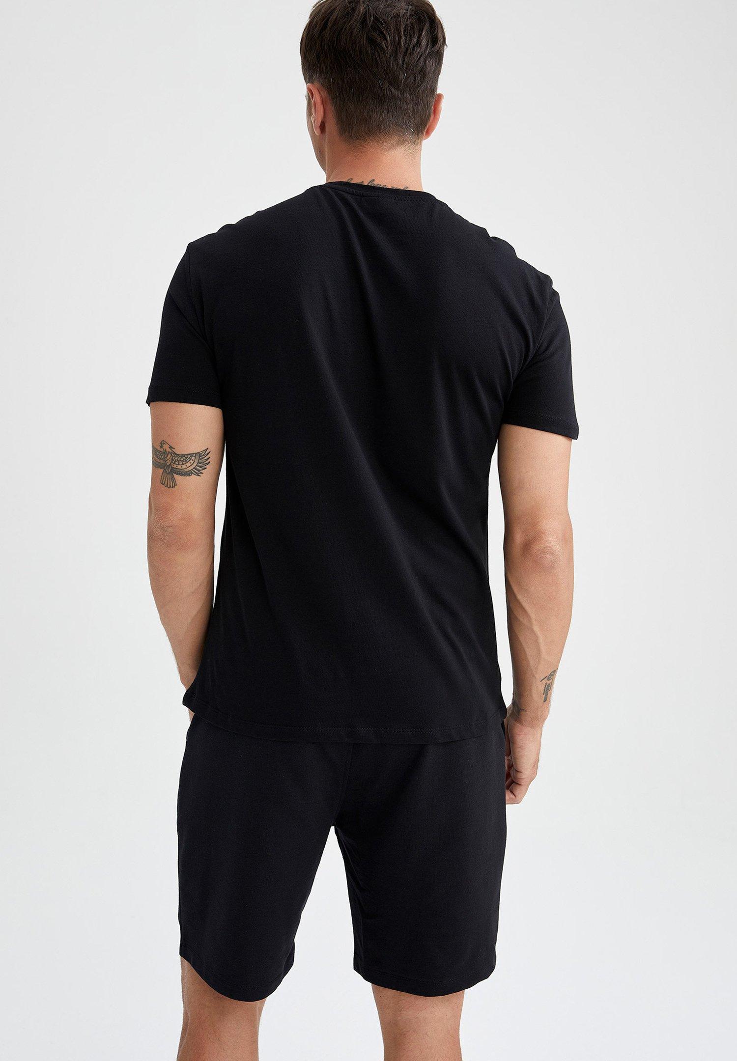Herrer 2 PACK - T-shirts basic