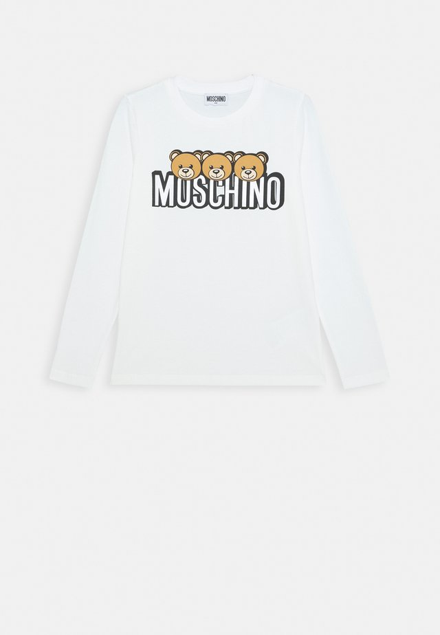 Langærmede T-shirts - cloud