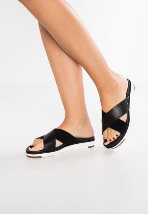 KARI - Slip-ins - black