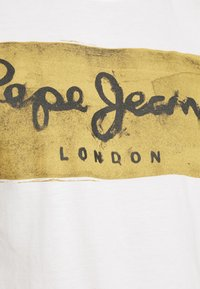 Pepe Jeans - CHARING - Print T-shirt - off white - 5