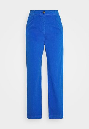 POISON - Trousers - blue