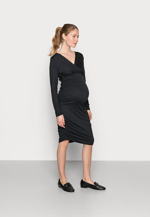NURSING DRESS - Kotelomekko - black