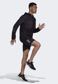 adidas Performance - OWN THE RUN REFLECTIVE JACKET - Training jacket - black - 1