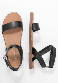 New Look - FIFI - Sandales - black - 3