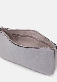 Lindex - BAG ELLA CROCO - Handbag - lilac - 2