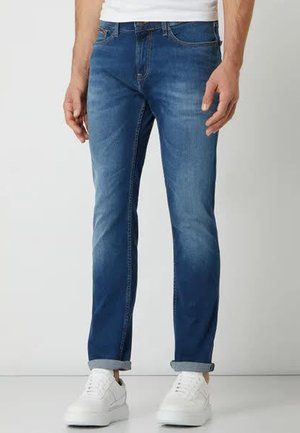 SCANTON SLIM WMBS - Jean slim - wilson mid blue stretch
