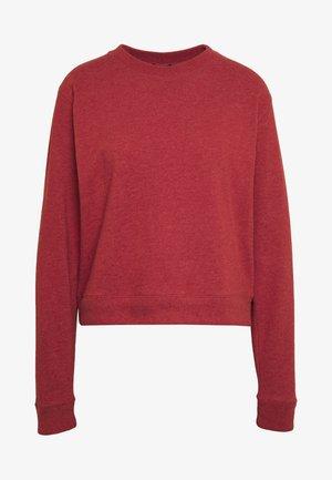 SHOWA CREW - Sweter - red