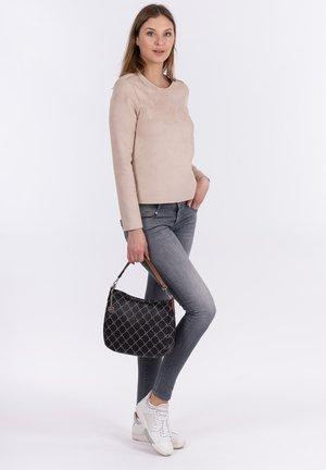 ANASTASIA - Handbag - black