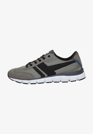Trainers - grey/navy/black
