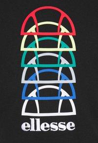Ellesse - MAGARIO TEE - Print T-shirt - black - 6
