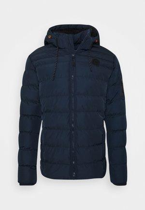 SUMNER - Winter jacket - navy