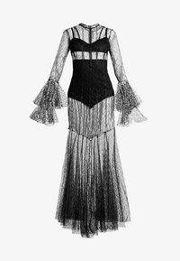 LEXI - SHANI DRESS - Společenské šaty - black - 5
