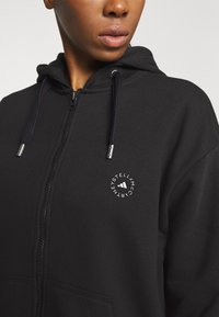 adidas by Stella McCartney - HOODIE - Hettejakke - black - 7
