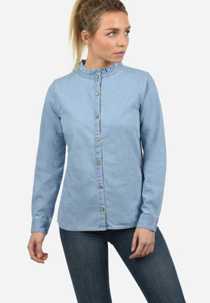 DINA - Blouse - light blue