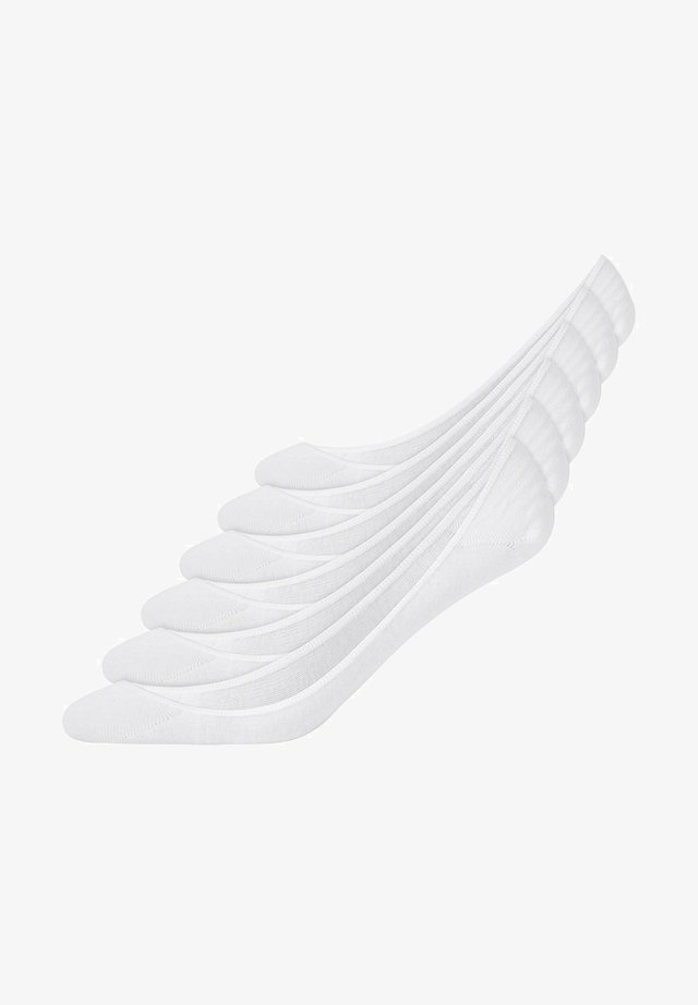 Trainer socks - weiß