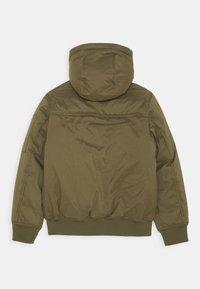 Tommy Hilfiger - TECH JACKET - Zimní bunda - green - 2