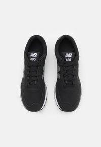 New Balance - 400 - Sneakersy niskie - black - 3