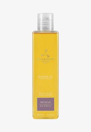MUSCLE SHOWER OIL - Body oil - -