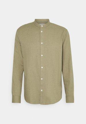 ANHOLT - Shirt - elmwood melange