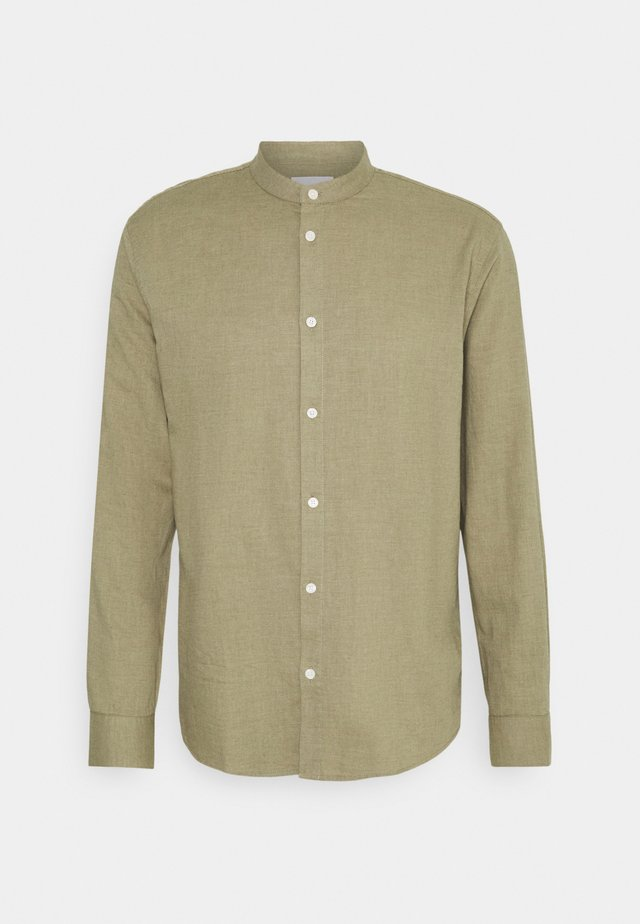 ANHOLT - Overhemd - elmwood melange