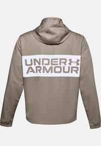 Under Armour - Fleecejakker - highland buff - 4