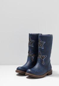 Friboo - Stiefel - dark blue - 3