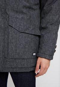 Cars Jeans - DEMSEY TASLON - Wintermantel - grey denim - 5