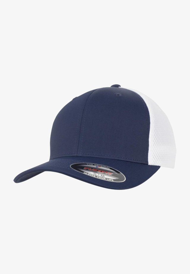 Caps - nvy/wht