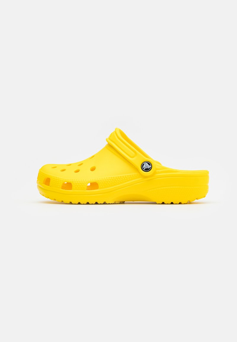 Crocs - CLASSIC UNISEX - Badesandale - classic lemon