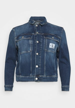 90'S JACKET - Veste en jean - denim dark