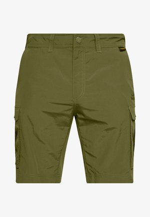 CANYON CARGO - Outdoor shorts - dark moss