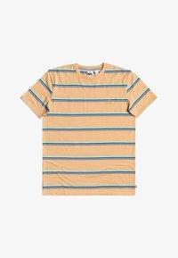 Quiksilver - Print T-shirt - apricot coreky - 2