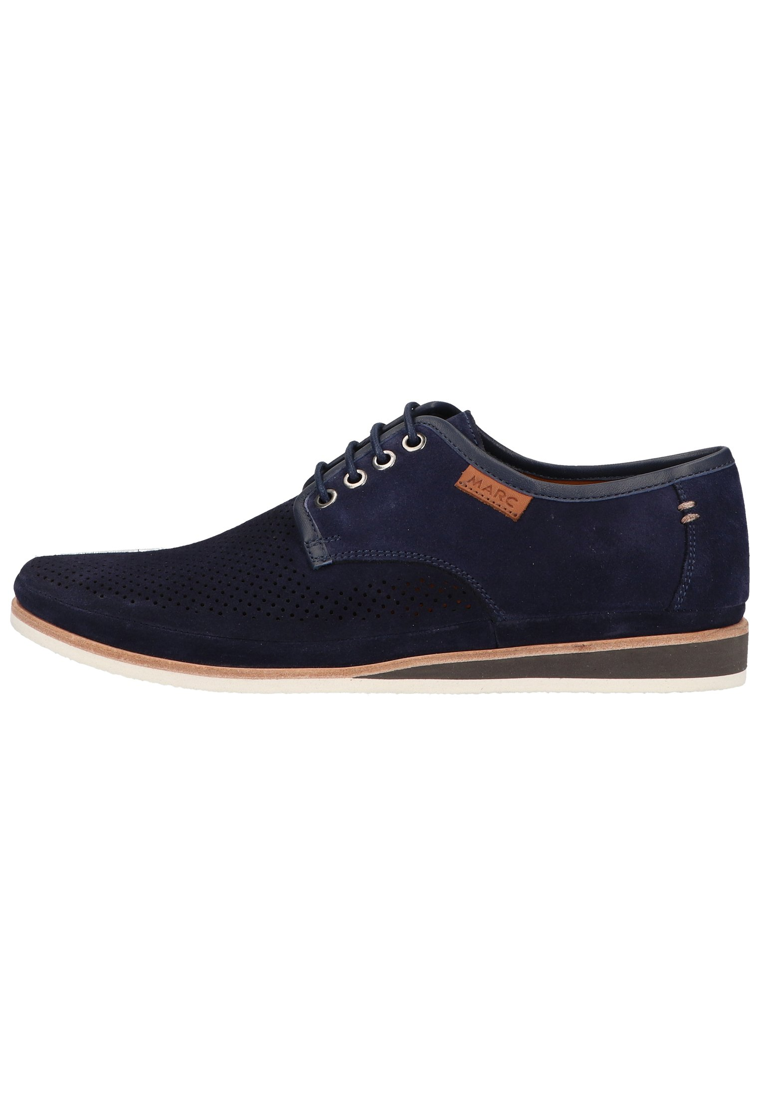 Homme Chaussures à lacets - navy